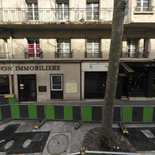 Station Vélib' Paul Barruel - Vaugirard - Vélos en libre-service - Paris