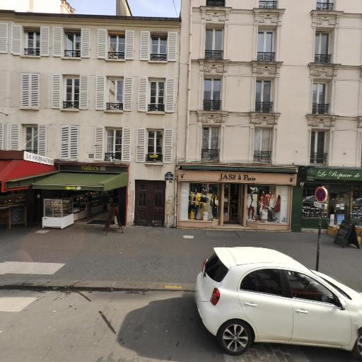 au Levain - Boulangerie pâtisserie - Paris