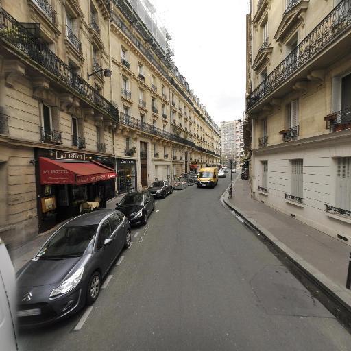 Marion Stickel - Masseur kinésithérapeute - Paris