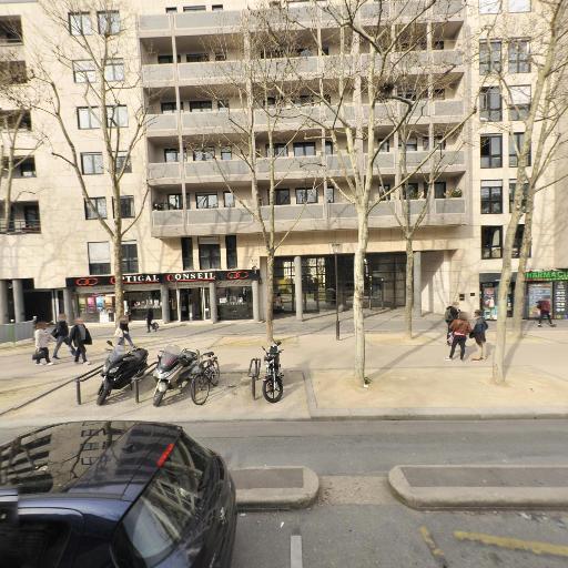 Dittrick Laurent - Bureau d'études - Paris