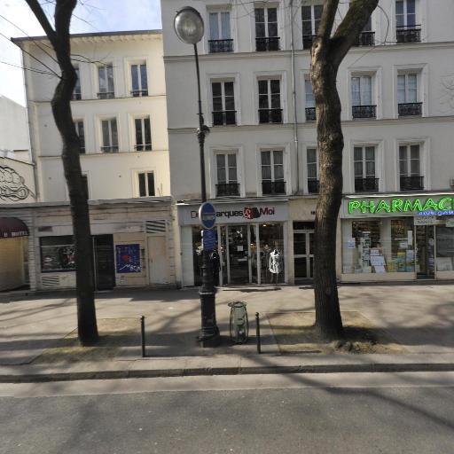Selarl Allory - Pharmacie - Paris