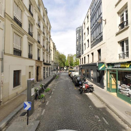 Station Vélib' Lakanal - Commerce - Vélos en libre-service - Paris