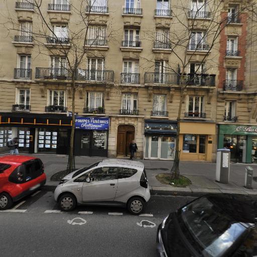 De Vasconcellos Raphaël - Chauffeur d'automobiles - Paris