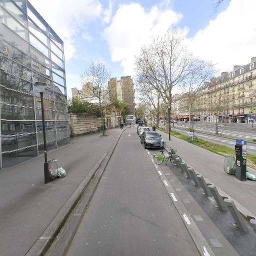 Station Vélib' Port Royal - Hôpital Cochin - Vélos en libre-service - Paris