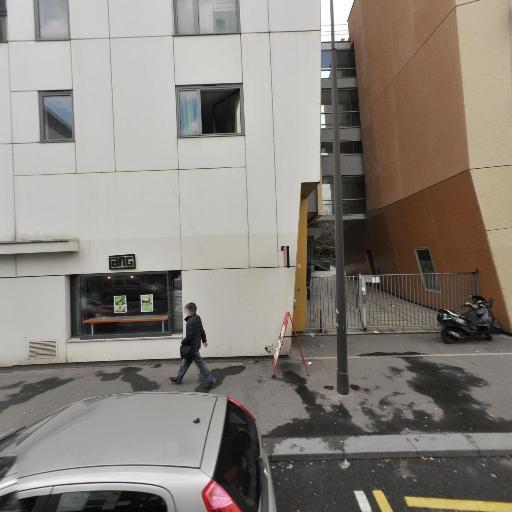 Dembele Salle - Coursiers - Paris