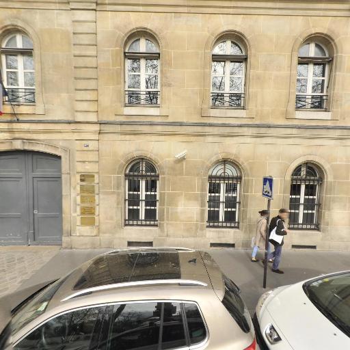 Ministere Europe Et Affaires Etrangeres - Syndicat de salariés - Paris