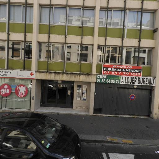 Croix Rouge Française - Centre dentaire - Paris