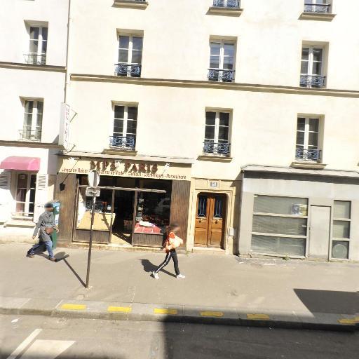 Caillierez Bertrand - Coursiers - Paris