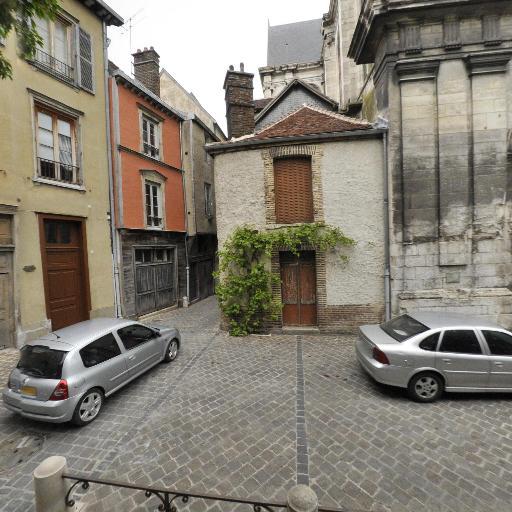 Église St-Pantaléon - Attraction touristique - Troyes