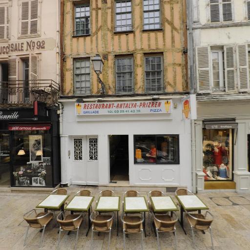 Bursa - Restaurant - Troyes