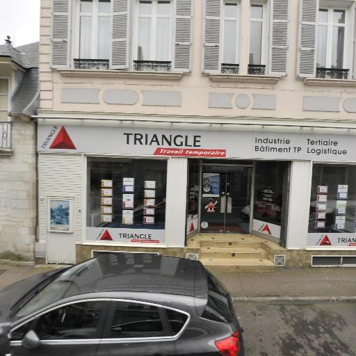 Triangle Centre Est - Agence d'intérim - Troyes