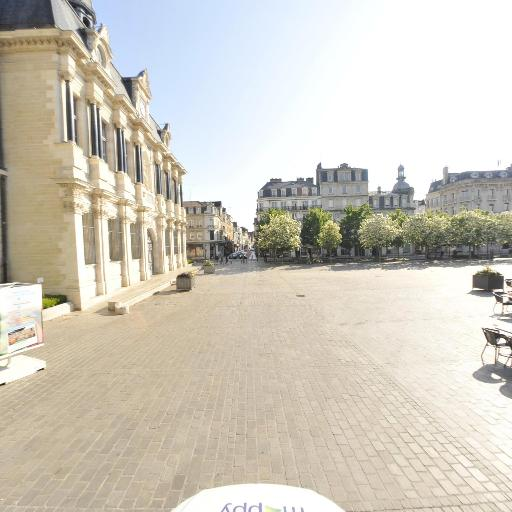 Coeur historique - Attraction touristique - Troyes