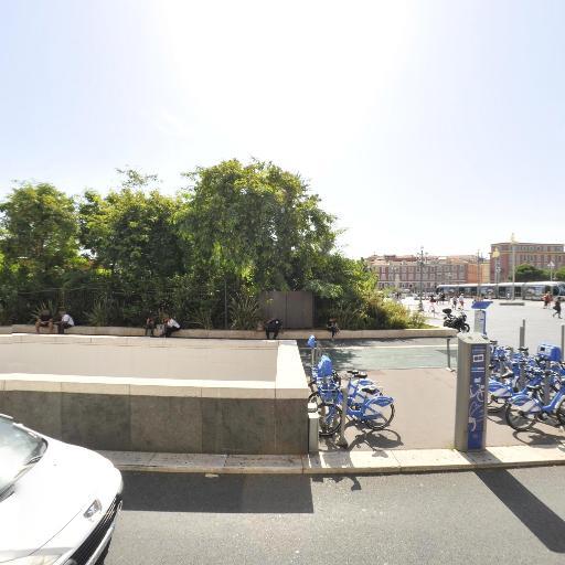 Parking Massena - Parking - Nice