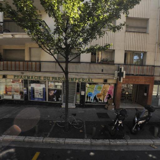 Pharmacie Du Parc Impérial - Pharmacie - Nice