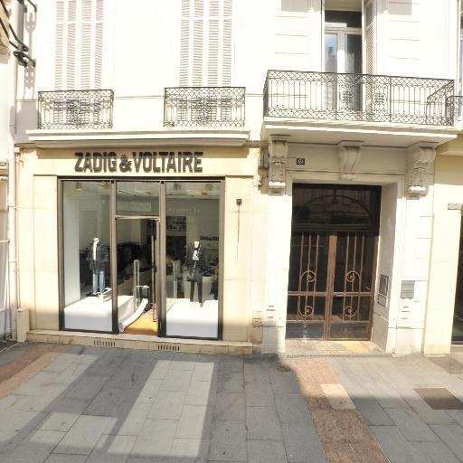 Zadig & Voltaire - Vêtements homme - Cannes