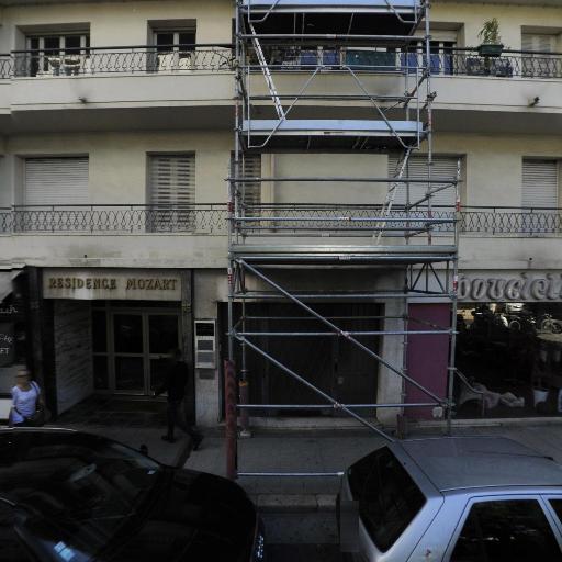 Benejam Jean Bernard SOCIETE JBF - Location d'appartements - Nice