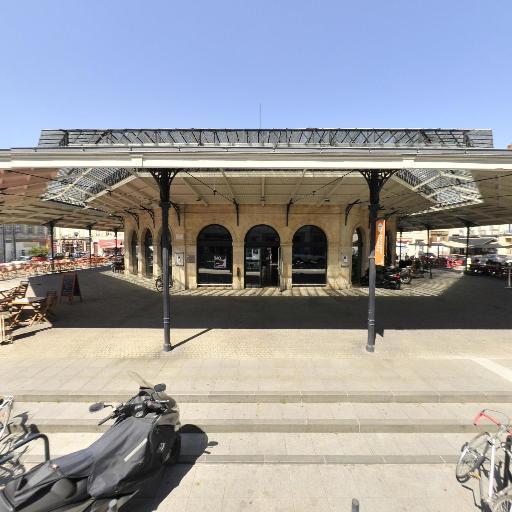 Halle des Chartrons - Attraction touristique - Bordeaux