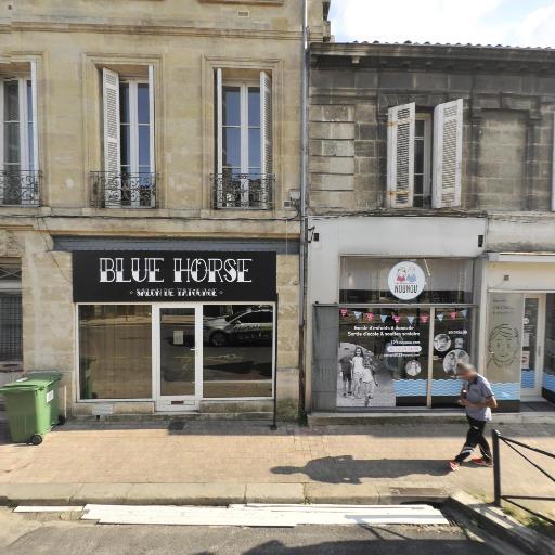 Blue Horse - Tatouages - Bordeaux