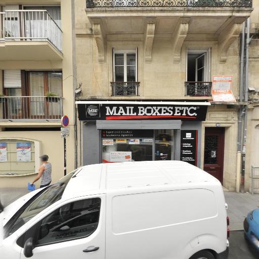 Mail Boxes Etc. - Transport express - Bordeaux