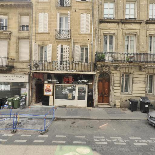Odongui Bonnard Niels - Coursiers - Bordeaux