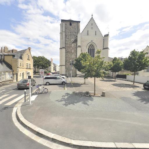 Église St-Serge - Attraction touristique - Angers