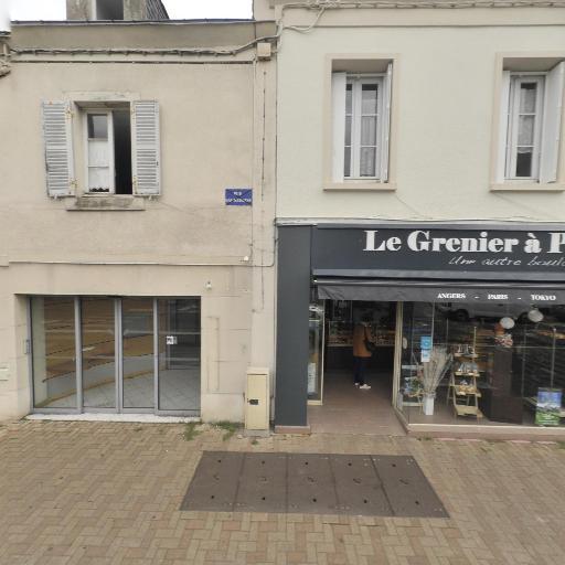 Le Grenier à Pain La Madeleine - Boulangerie pâtisserie - Angers