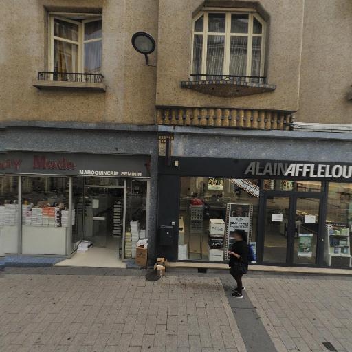 Maison bleue - Attraction touristique - Angers