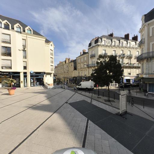 Parking Fleurs d'Eau Les Halles - Parking - Angers