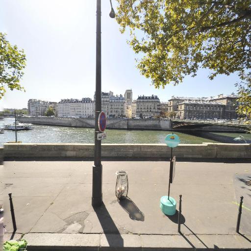 Parc Rives De Seine - Parc et zone de jeu - Paris