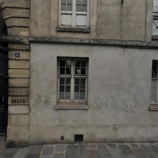Hotel Fourcy - Hôtel - Paris