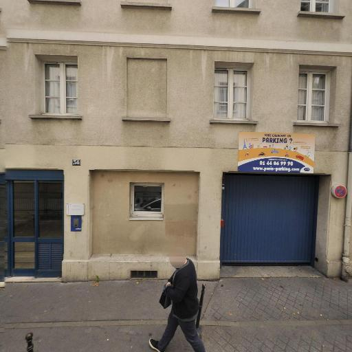 Kiosque Infos Sida Le - Association humanitaire, d'entraide, sociale - Paris