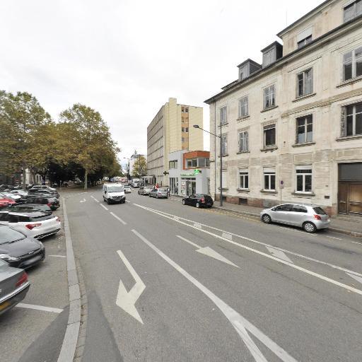 Caisse d'Epargne d'Alsace - Banque - Mulhouse
