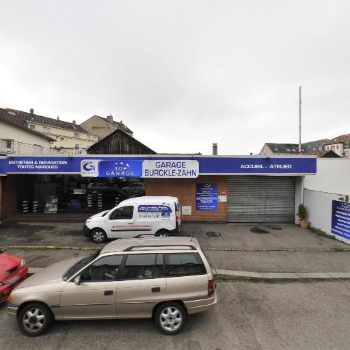 Le Garage Burckle-Zahn - Vente et montage de pneus - Mulhouse