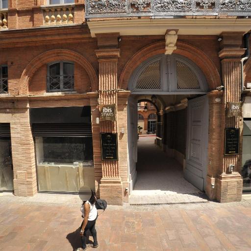 Hôtel du Grand Balcon - Attraction touristique - Toulouse