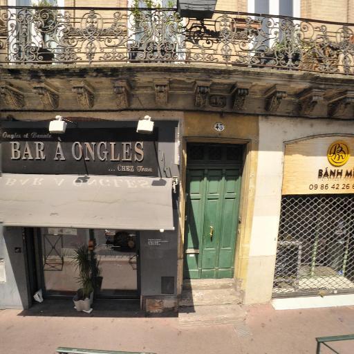 Bar à Ongles Chez Tran - Manucure - Toulouse