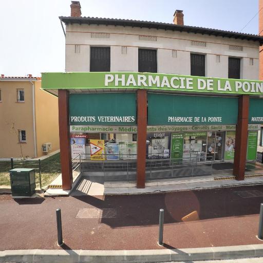 Pharmacie de la Pointe - Pharmacie - Toulouse