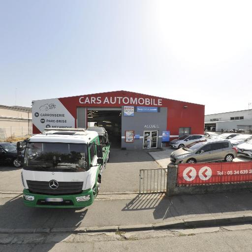 CARS Automobile - Vente et réparation de pare-brises et toits ouvrants - Toulouse
