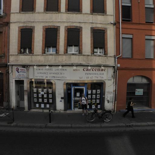 Actim Carcenac - Syndic de copropriétés - Toulouse