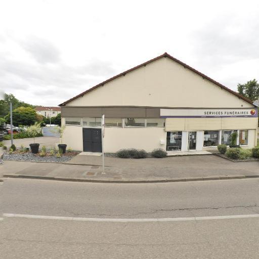 Maison Funéraire De Metz - Funérarium - Metz