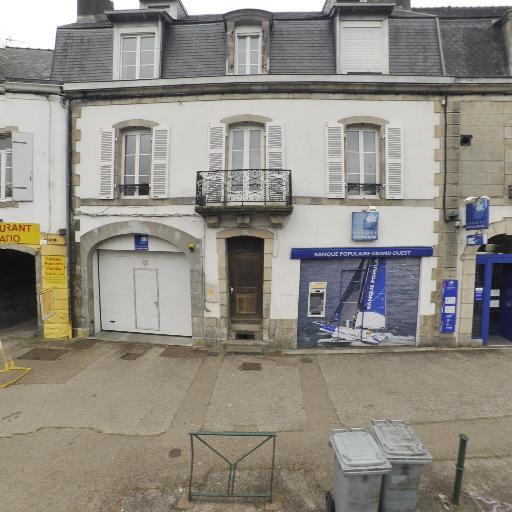 Banque Populaire Grand Ouest QUIMPER GARE - Banque - Quimper