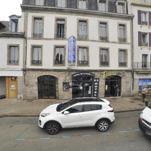 Hotel De La Gare - Restaurant - Quimper