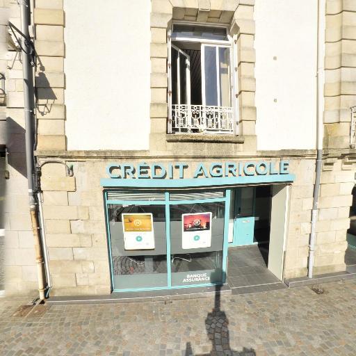 Crédit Agricole Quimper René Madec - Banque - Quimper