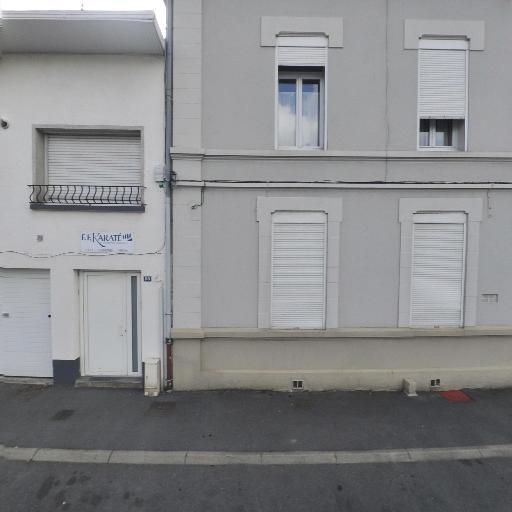 Cte Dep Nord Karate Disc Associees - Club d'arts martiaux - Valenciennes