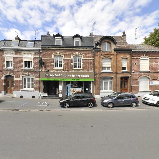 Pharmacie De La Pyramide - Pharmacie - Valenciennes