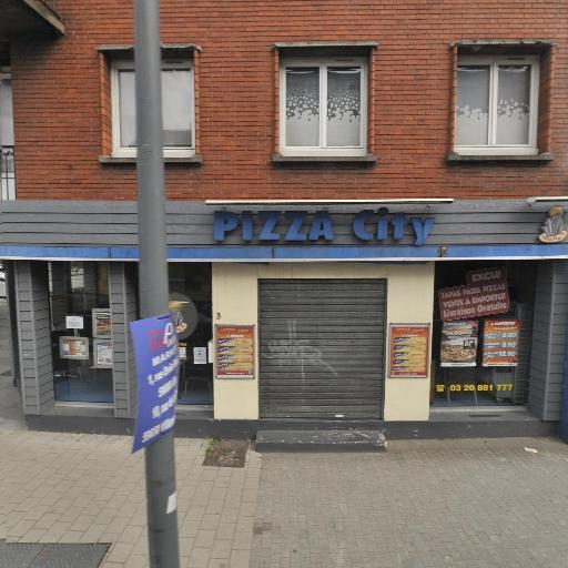 Pizza City - Pizzas à emporter - Lille