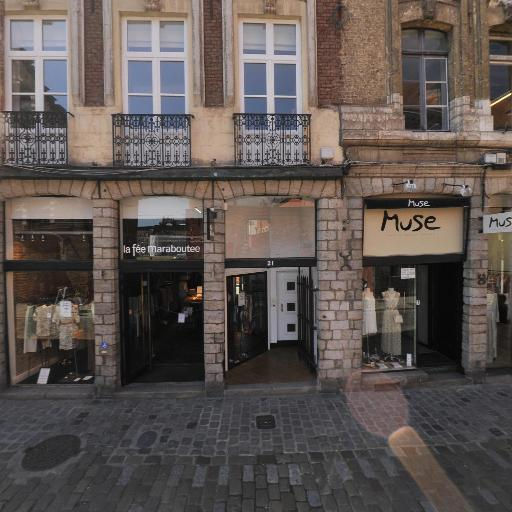 Muse - Bijouterie fantaisie - Lille