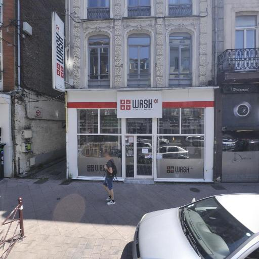 WASH & CO _ Laverie Gourmande - Laverie - Lille