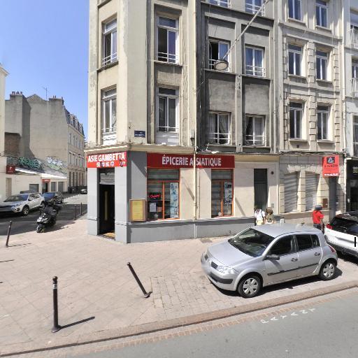 Asie Gambetta Sas S & M - Épicerie fine - Lille