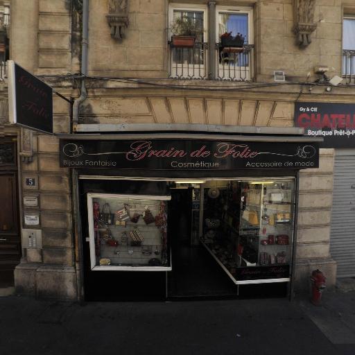 Grain De Folie - Bijouterie fantaisie - Montpellier